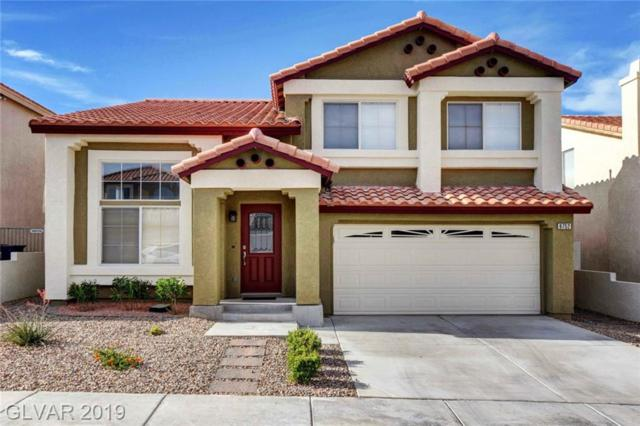 8752 Harvest Valley, Las Vegas, NV 89129 (MLS #2112099) :: The Snyder Group at Keller Williams Marketplace One