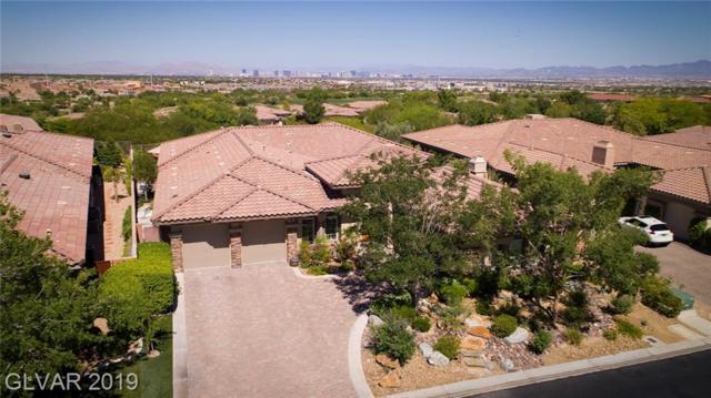 24 Cross Ridge, Las Vegas, NV 89135 (MLS #2112166) :: Vestuto Realty Group