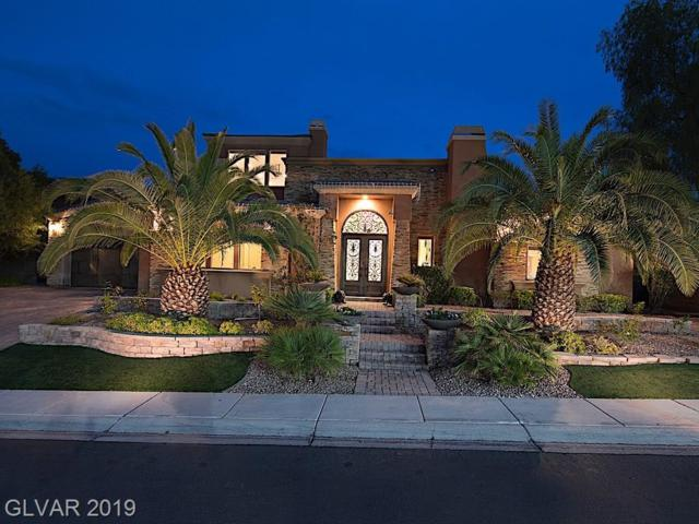 1505 Foothills Village, Henderson, NV 89012 (MLS #2112173) :: Vestuto Realty Group