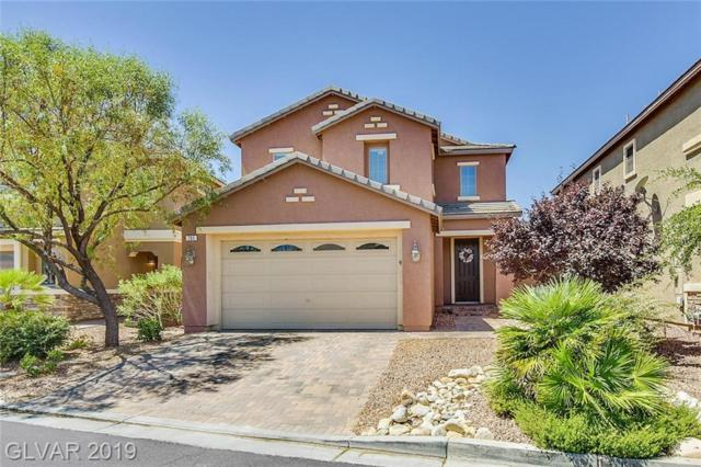 731 Rustic Desert, Henderson, NV 89011 (MLS #2112175) :: The Snyder Group at Keller Williams Marketplace One
