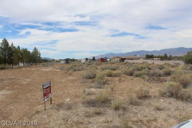 1130 W Huracan, Pahrump, NV 89048 (MLS #2112283) :: The Snyder Group at Keller Williams Marketplace One