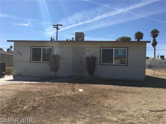 505 Holland, Las Vegas, NV 89106 (MLS #2112389) :: The Snyder Group at Keller Williams Marketplace One