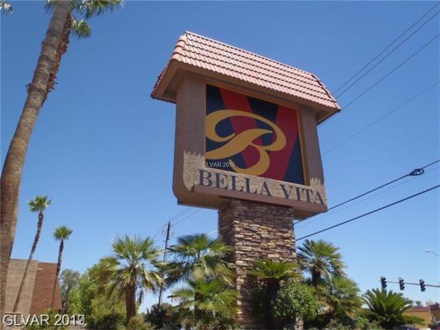5295 Indian River Drive #305, Las Vegas, NV 89103 (MLS #2112400) :: Signature Real Estate Group