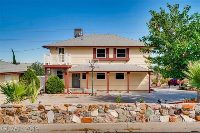 11 Hillcrest, Boulder City, NV 89005 (MLS #2112410) :: Trish Nash Team