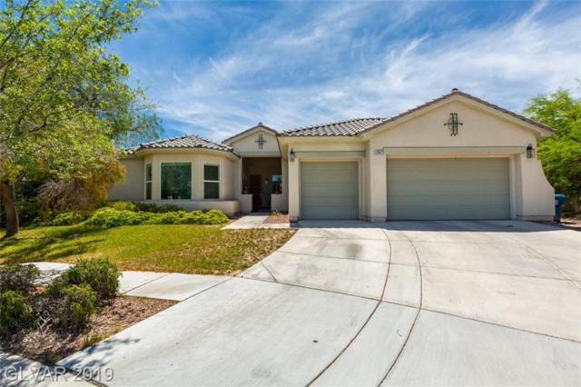 3457 Lupine Bush, Las Vegas, NV 89135 (MLS #2112616) :: The Snyder Group at Keller Williams Marketplace One