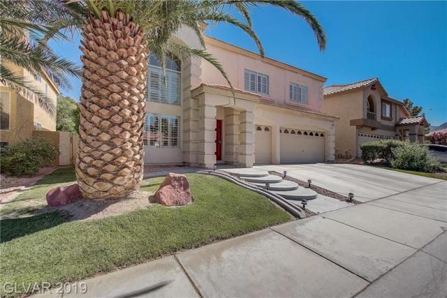 8621 Copper Ridge, Las Vegas, NV 89129 (MLS #2112777) :: The Snyder Group at Keller Williams Marketplace One