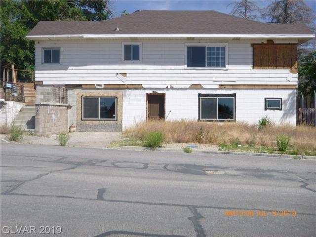1265 Avenue M, Ely, NV 89301 (MLS #2112786) :: Jeffrey Sabel