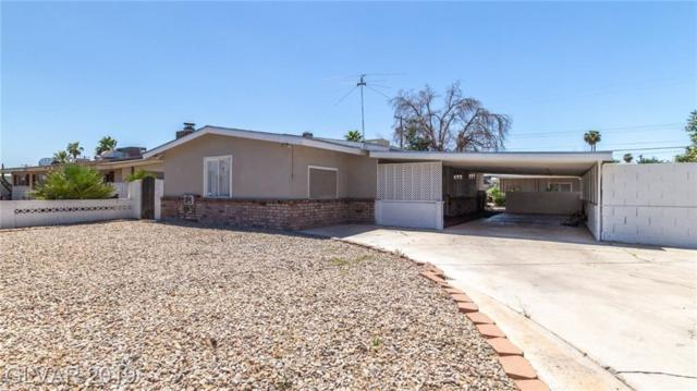 4313 Oakey, Las Vegas, NV 89102 (MLS #2112807) :: The Snyder Group at Keller Williams Marketplace One