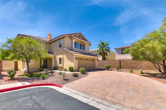 10855 Fintry Hills, Las Vegas, NV 89141 (MLS #2112845) :: The Snyder Group at Keller Williams Marketplace One