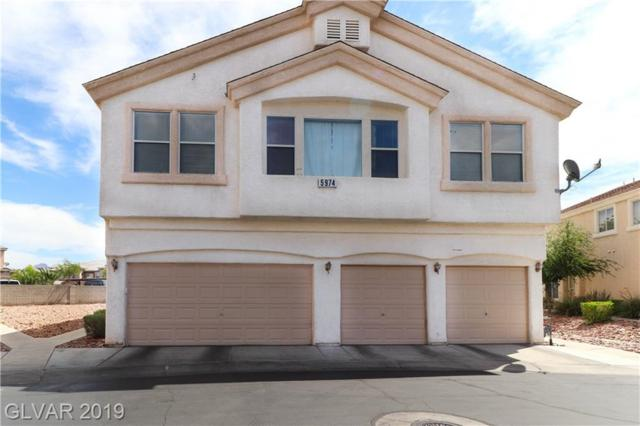 5974 Jagged Cut #103, Henderson, NV 89011 (MLS #2112846) :: The Snyder Group at Keller Williams Marketplace One