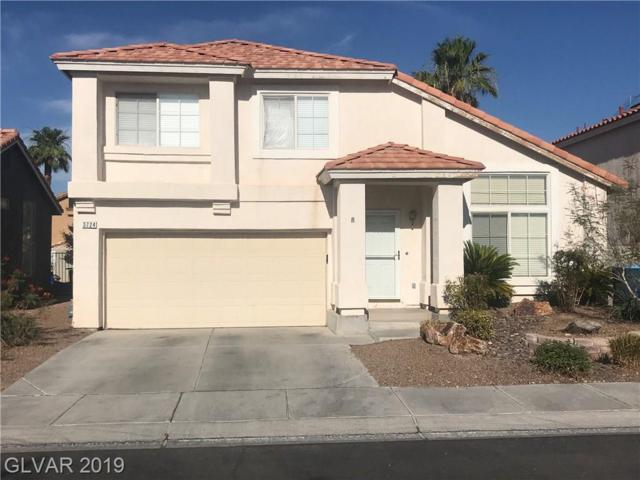 3724 Beacon Point, Las Vegas, NV 89129 (MLS #2112854) :: The Snyder Group at Keller Williams Marketplace One