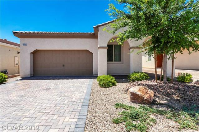 223 Cullerton, Las Vegas, NV 89148 (MLS #2112894) :: The Snyder Group at Keller Williams Marketplace One