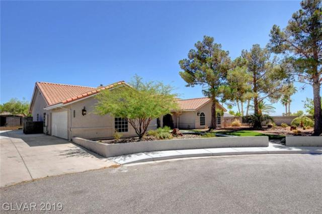 4480 Chieftain, Las Vegas, NV 89129 (MLS #2113008) :: The Snyder Group at Keller Williams Marketplace One