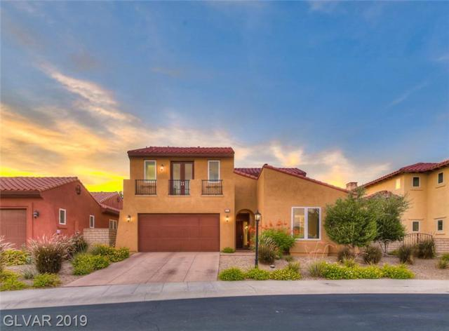 86 Strada Principale, Henderson, NV 89011 (MLS #2113109) :: Signature Real Estate Group
