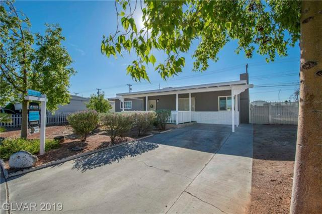 4321 Via Vaquero, Las Vegas, NV 89102 (MLS #2113158) :: The Snyder Group at Keller Williams Marketplace One