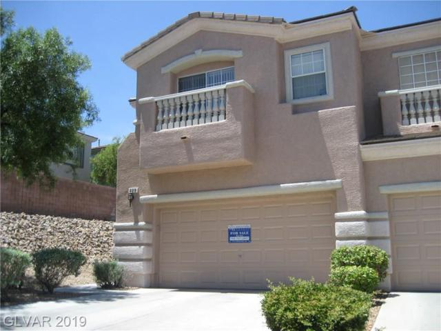 229 Serenity Crest, Henderson, NV 89012 (MLS #2113212) :: Signature Real Estate Group