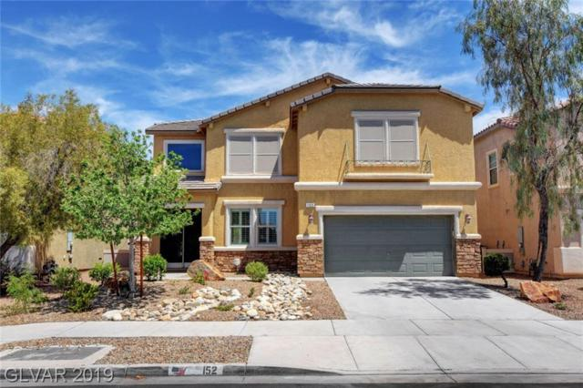 152 Rolling Cove, Henderson, NV 89011 (MLS #2113244) :: The Snyder Group at Keller Williams Marketplace One
