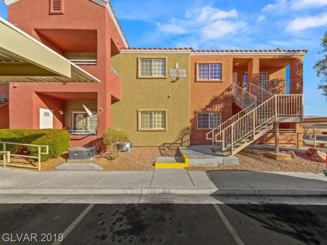 4730 Craig #2033, Las Vegas, NV 89115 (MLS #2113255) :: The Snyder Group at Keller Williams Marketplace One