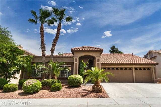 8741 Castle Ridge, Las Vegas, NV 89129 (MLS #2113336) :: The Snyder Group at Keller Williams Marketplace One