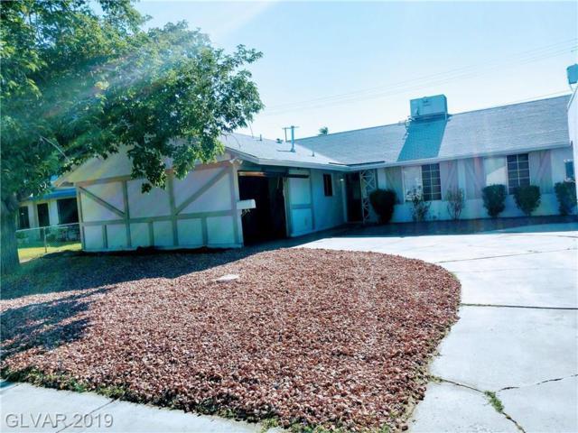 1504 Melissa, Las Vegas, NV 89101 (MLS #2113435) :: Vestuto Realty Group