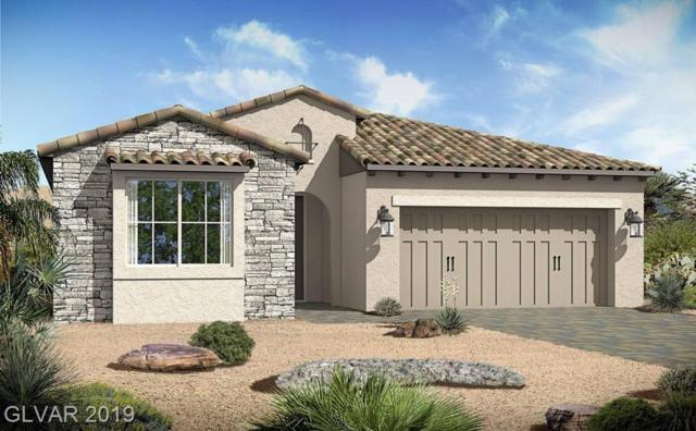 337 Via Del Duomo, Henderson, NV 89011 (MLS #2113662) :: The Snyder Group at Keller Williams Marketplace One