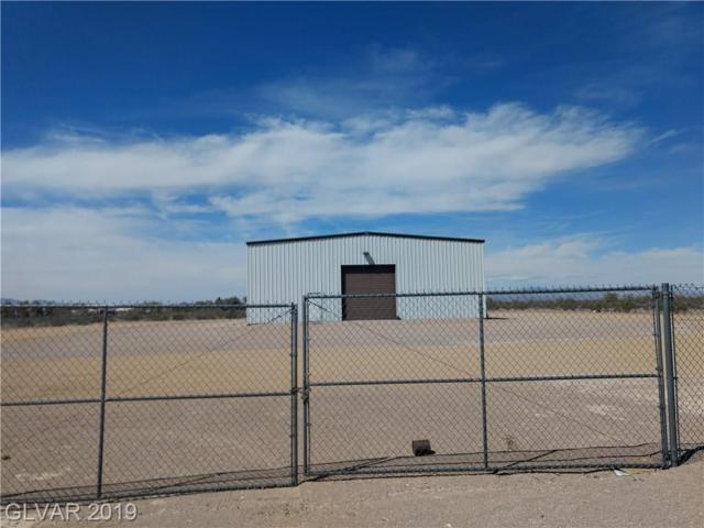 564 Frontier, Amargosa, NV 89020 (MLS #2113700) :: Trish Nash Team