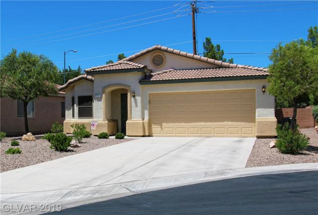 2721 El Milagro, Las Vegas, NV 89131 (MLS #2113722) :: Signature Real Estate Group