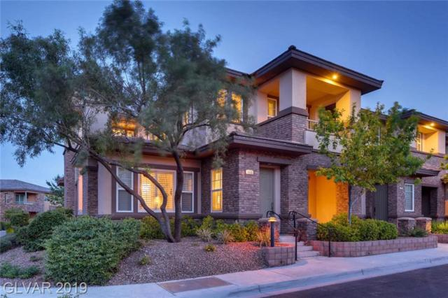 11280 Granite Ridge #1055, Las Vegas, NV 89135 (MLS #2113795) :: The Snyder Group at Keller Williams Marketplace One