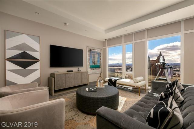 3750 Las Vegas #2903, Las Vegas, NV 89158 (MLS #2113853) :: Signature Real Estate Group