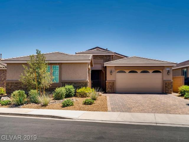 1093 Aubrey Springs, Henderson, NV 89014 (MLS #2113910) :: The Snyder Group at Keller Williams Marketplace One
