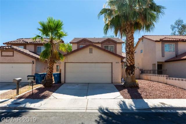 920 Wilson Cliffs, Las Vegas, NV 89128 (MLS #2113918) :: Vestuto Realty Group