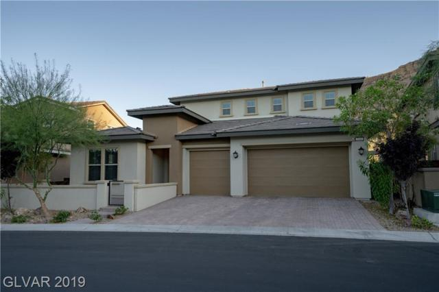 5941 Heaven View, Las Vegas, NV 89135 (MLS #2113935) :: The Snyder Group at Keller Williams Marketplace One