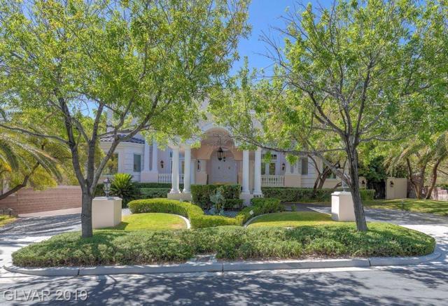 8833 Greensboro, Las Vegas, NV 89134 (MLS #2113975) :: ERA Brokers Consolidated / Sherman Group