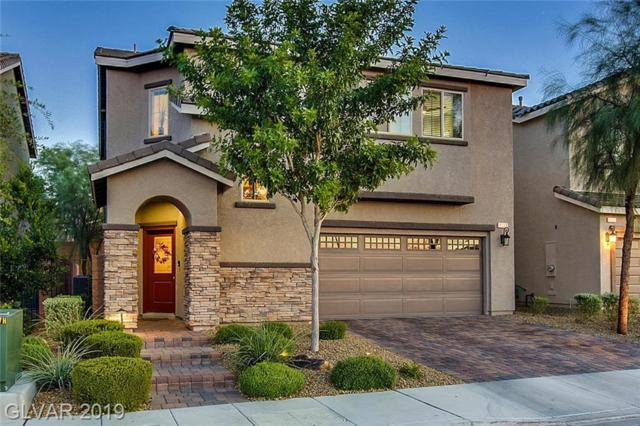 1093 Jesse Harbor, Henderson, NV 89014 (MLS #2113985) :: The Snyder Group at Keller Williams Marketplace One