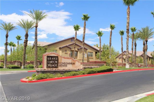 8250 Grand Canyon #1122, Las Vegas, NV 89166 (MLS #2114036) :: Trish Nash Team