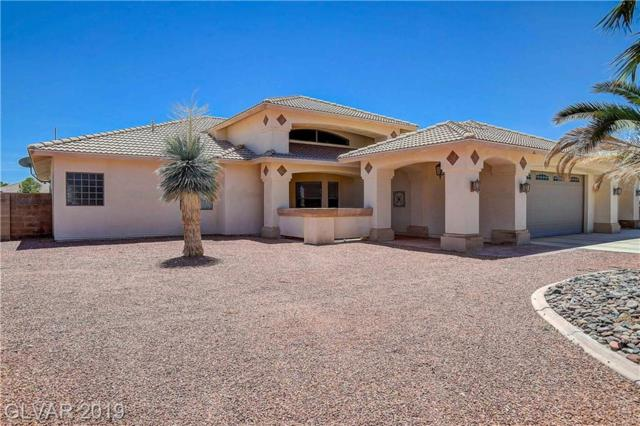 1861 W Indole, Pahrump, NV 89048 (MLS #2114094) :: The Snyder Group at Keller Williams Marketplace One