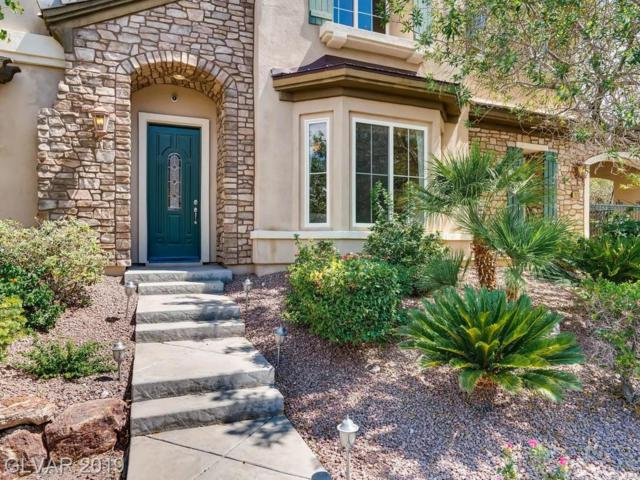 1352 Enchanted River, Henderson, NV 89012 (MLS #2114113) :: The Snyder Group at Keller Williams Marketplace One