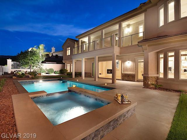 1320 Enchanted River, Henderson, NV 89012 (MLS #2114152) :: The Snyder Group at Keller Williams Marketplace One