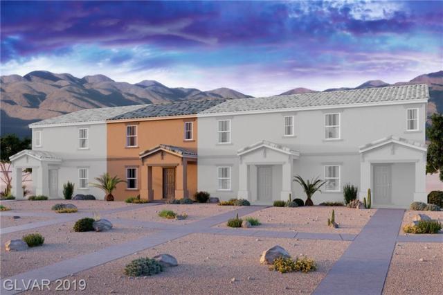4633 Pencester Lot 465, Las Vegas, NV 89115 (MLS #2114277) :: Signature Real Estate Group