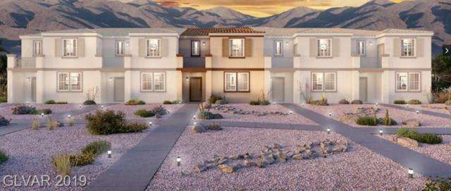 1193 Granada Flats Lot 68, Henderson, NV 89002 (MLS #2114280) :: The Snyder Group at Keller Williams Marketplace One