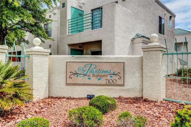 7100 Pirates Cove #2003, Las Vegas, NV 89145 (MLS #2114304) :: Signature Real Estate Group