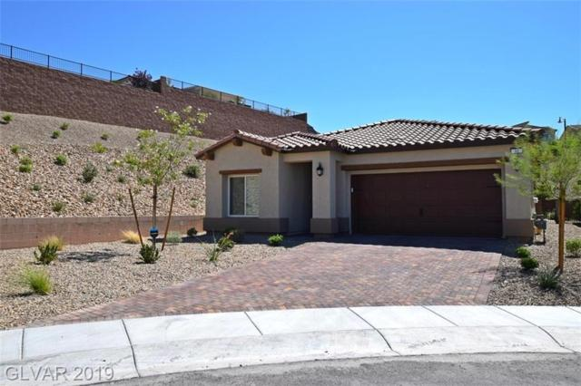 10 Vicolo Verdi, Henderson, NV 89011 (MLS #2114310) :: The Snyder Group at Keller Williams Marketplace One