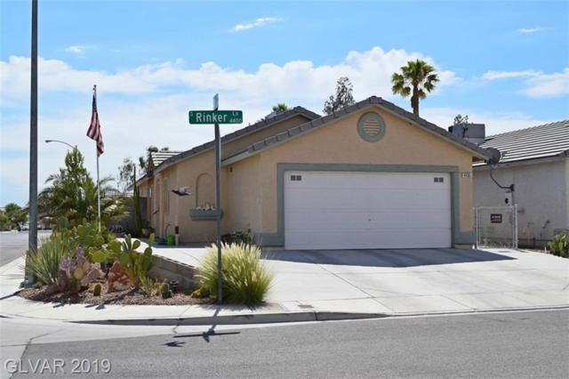 4430 Rinker, Las Vegas, NV 89147 (MLS #2114387) :: Signature Real Estate Group