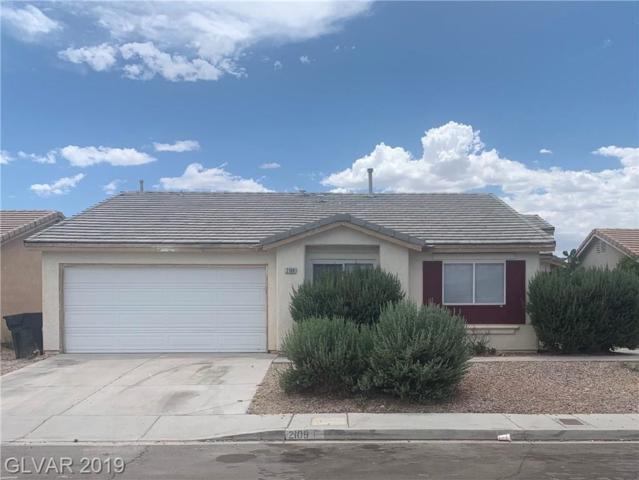 2109 Fountain Valley, North Las Vegas, NV 89031 (MLS #2114631) :: Trish Nash Team