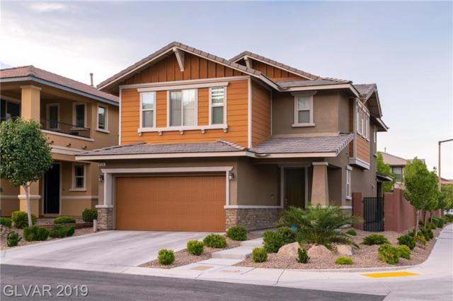 5536 Bellmead, Las Vegas, NV 89135 (MLS #2114887) :: The Snyder Group at Keller Williams Marketplace One