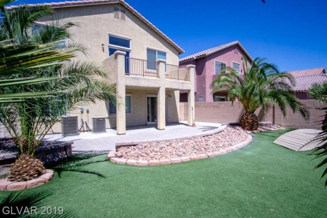 5816 Running Horse, North Las Vegas, NV 89081 (MLS #2115013) :: The Snyder Group at Keller Williams Marketplace One