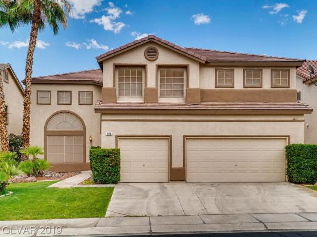 1820 Country Meadows, Henderson, NV 89012 (MLS #2115106) :: The Snyder Group at Keller Williams Marketplace One