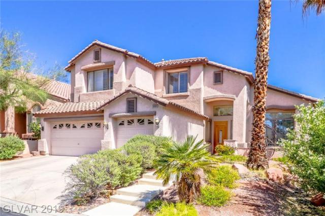 10908 Desert Dove, Las Vegas, NV 89144 (MLS #2115179) :: Trish Nash Team
