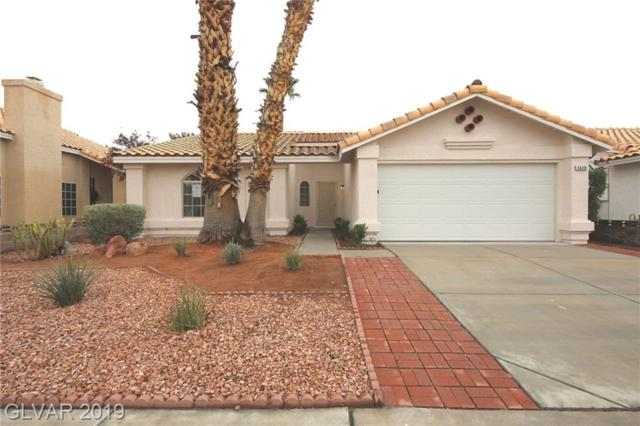 1419 Hawkwood, Henderson, NV 89014 (MLS #2115213) :: The Snyder Group at Keller Williams Marketplace One