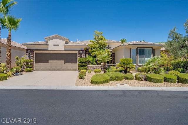 10374 Riva Largo, Las Vegas, NV 89135 (MLS #2115264) :: The Snyder Group at Keller Williams Marketplace One